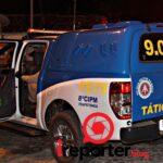 Itapetinga: Motorista tenta fugir da polícia e acaba preso