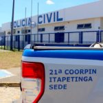 Homem é preso por homicídio em Itapetinga