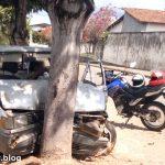 Grave acidente em Itapetinga