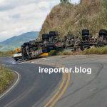 Grave acidente próximo à Itapetinga