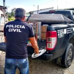 Polícia Civil realiza operação em Firmino Alves e Itororó
