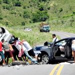 Tragédia no trânsito: três corpos são liberados do IML em Itapetinga