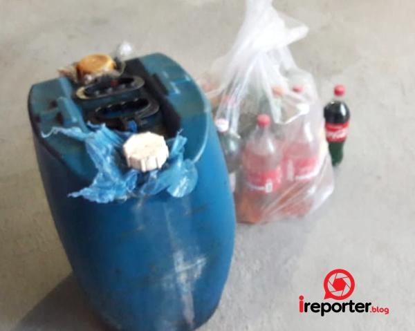 Polícia Civil de Itapetinga descobre depósito clandestino de combustível na  região - IRepórter
